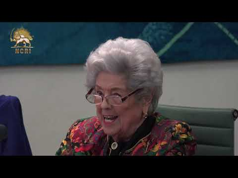 Baroness Boothroyd: The UK Government must recognize the Iranian Resistance movement NCRI