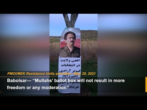 """""""Iran election will not result in moderation"""": MEK network"""