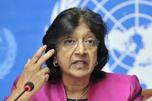 UN lack of action to human suffering has cost 'hundreds of thousands of lives - Navi Pillay