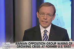 Video: Fox News report on 'new fears for Iran opposition' in Camp Liberty Iraq