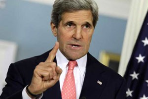 Kerry: Threat posed by the Iranian regime is bigger than of ISIS