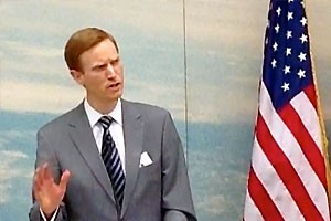 Iranian regime meddling in Iraq a challenge to U.S. interest: American conflict expert
