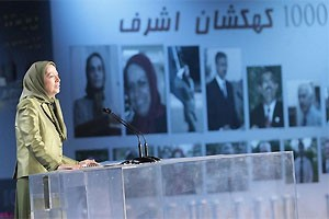 Maryam Rajavi: Resolving Iraq crisis is impossible without uprooting the Iranian