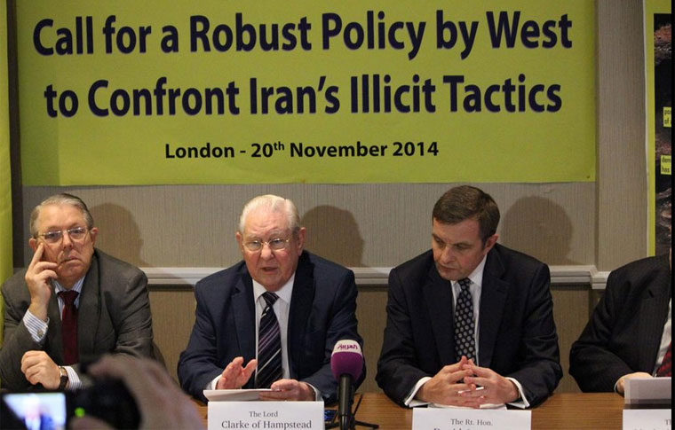 One hundred British MPs have urged the UK government to take a firm stance with Iran during the nuclear negotiations