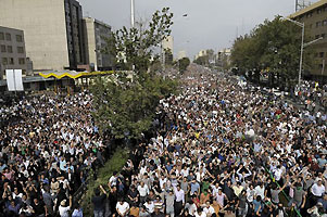 June 15, 2009 protest in Iran