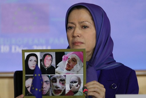 World Human Rights Day - Maryam Rajavi:There is no such thing as human rights in Iran