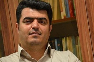 Esmail Abdi, a leader of the Iranian Teachers' Trade Association