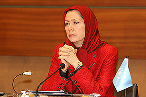 Archive Photo, Mrs. Maryam Rajavi, president-elect of the Iranian Resistance
