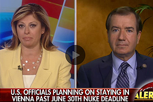 Rep. Ed Royce, Chairman of the House Foreign Affairs Committee, speaking on FOX NEWS