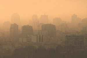 ville restriction pollution