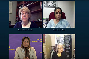 online conference on August 13, 2015