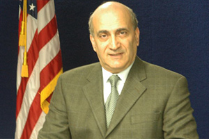 Dr. Walid Phares advises members of the US Congress on the Middle East and teaches international relations at universities in Washington D.C.