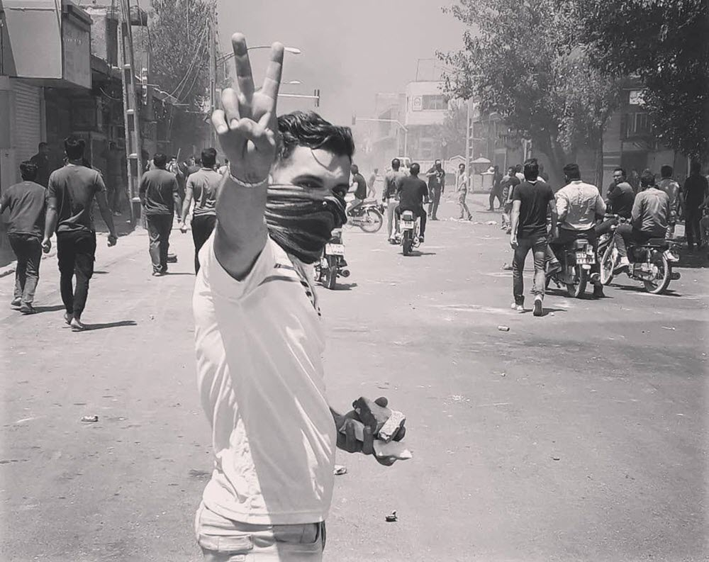 Uprising in Isfahan, Shiraz, Mashhad, Shahin Shahr and Najaf Abad