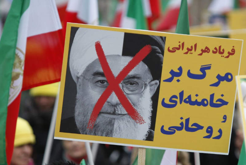 The People of Iran Want Change