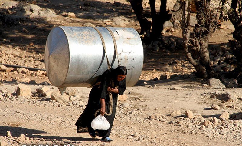 Iran Faces Further Political Instability Also Due to Water Crisis
