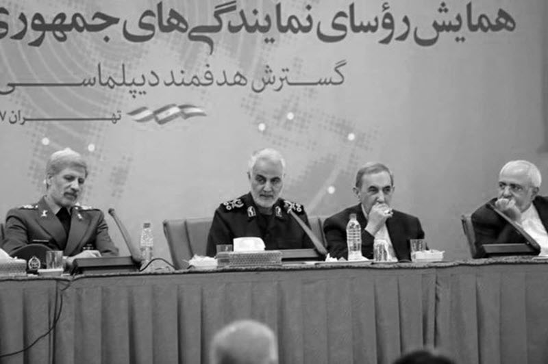 Iran Regime's Leaders to Inspire Diplomats How to Deal With the Terrorist Scandal