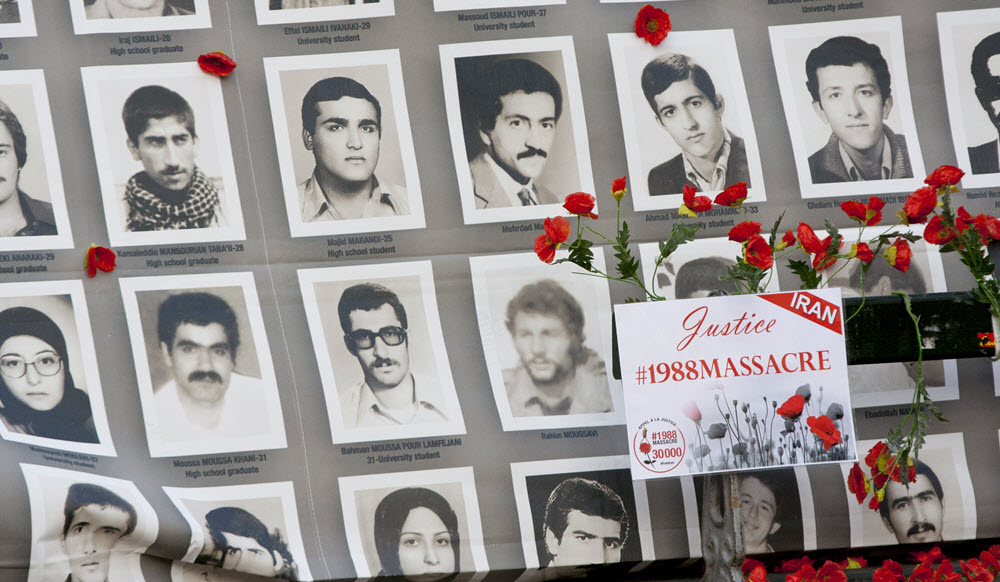 Western Iranian Communities to Mark 30th Anniversary of Political Prisoner Massacre
