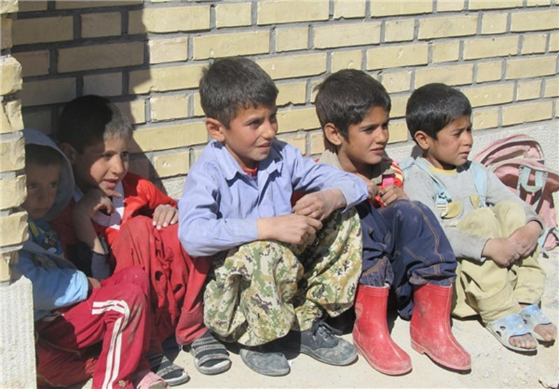 Corruption in Iran Results in Malnutrition for the Children