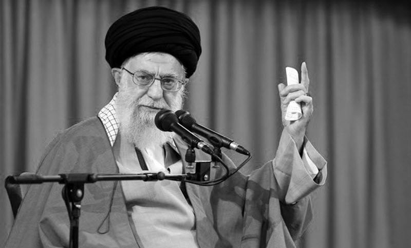 Iran Regime Terrified of Protests, Reveals Supreme Leader