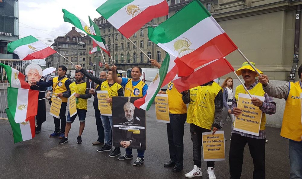 Austria Must Cancel Rouhani's Visit Due to Iran Vienna Embassy Involvement in Foiled Terrorist Attack