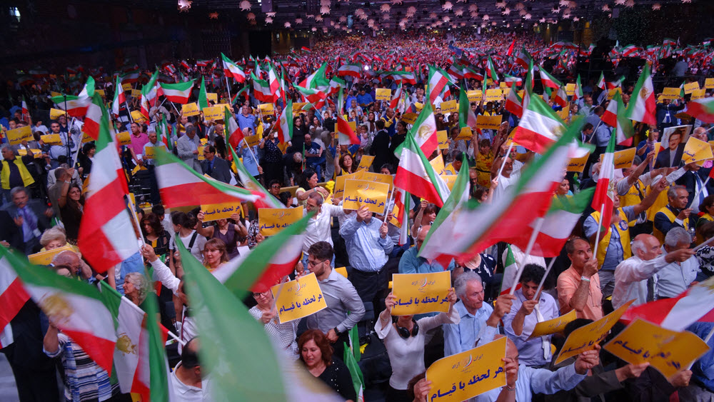Free Iran Gathering: Paris 2018