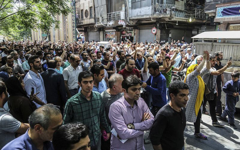 Iran: Protests Continue Across the Country