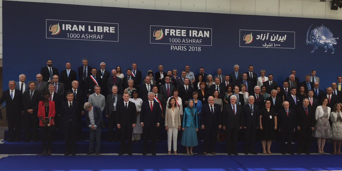 FreeIran 2018 Grand Gathering