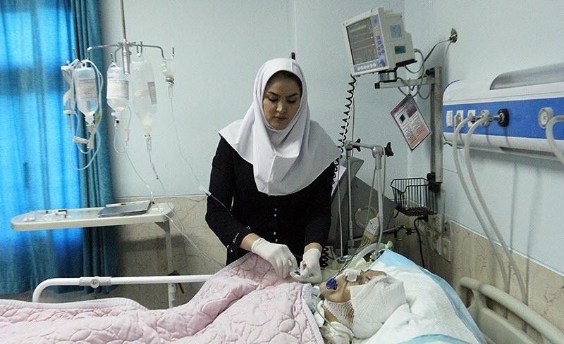 A Thousand Iranian Nurses Leave the Country Each Year