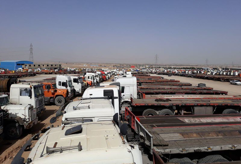 Iran: The Nationwide Strike of Truckers Enters 11th Day