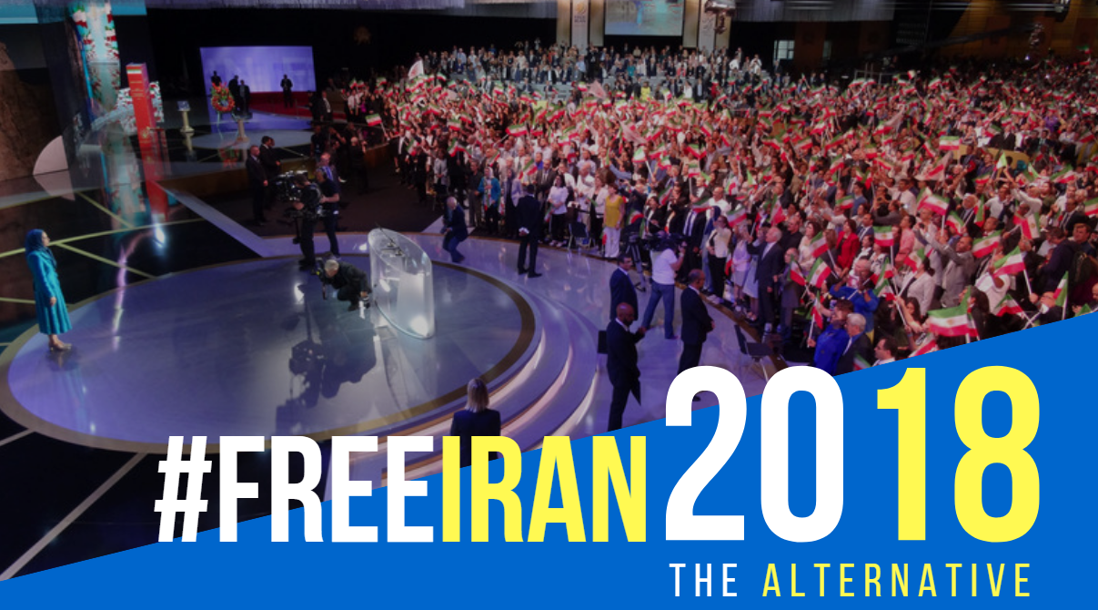 Free Iran2018-The Alternative