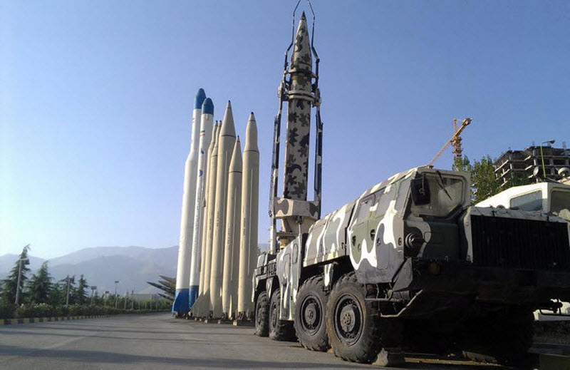 US & Europe on Iran's ballistic missile programme