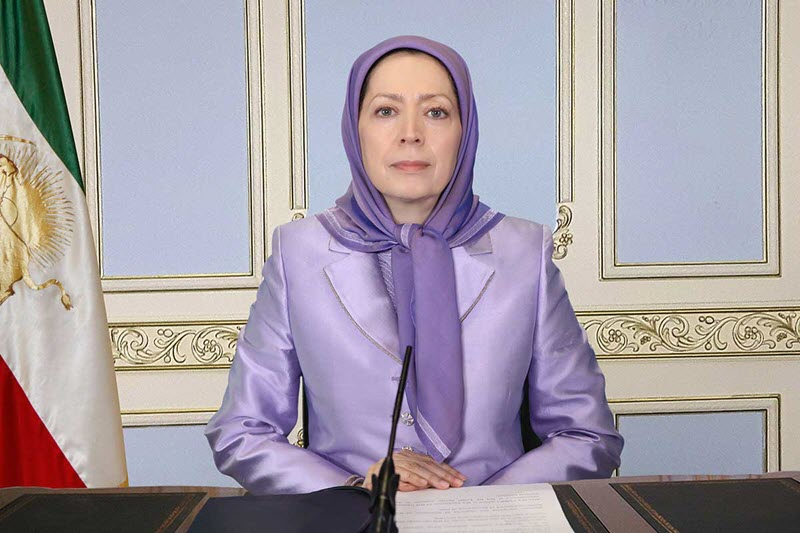 Maryam Rajavi - the International Association of Women Judges (IAWJ)
