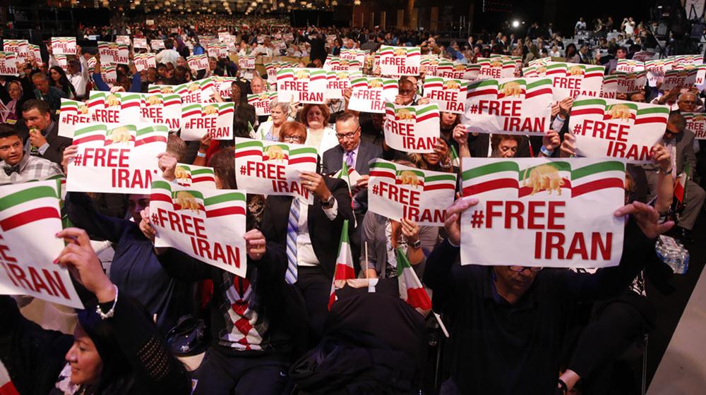 June 30-free Iran-Villepinte Exposition -Paris – France