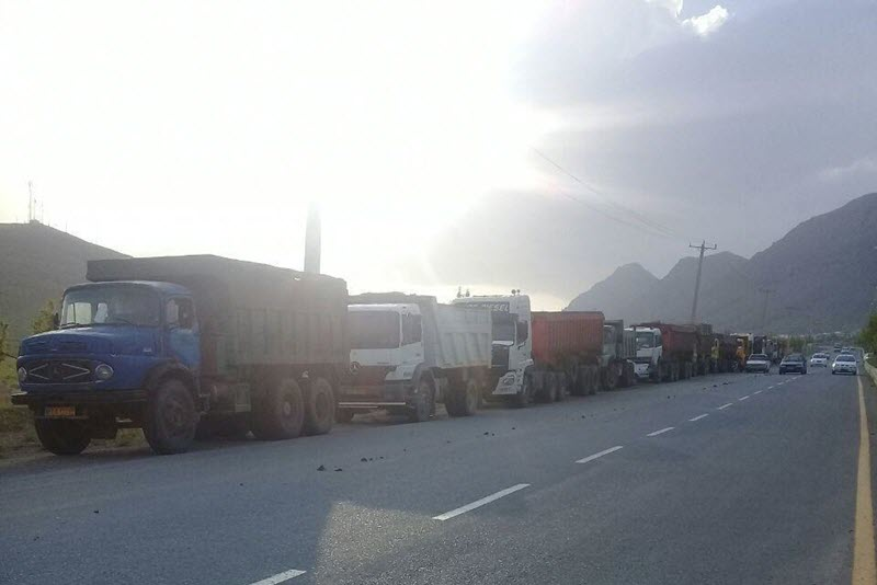 Nationwide Truck Drivers Strike Continues on 9th Day