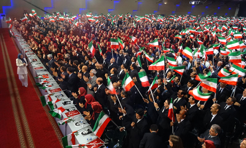 Malicious Attacks Against MEK Signals Growing Anxiety of the Iran Regime