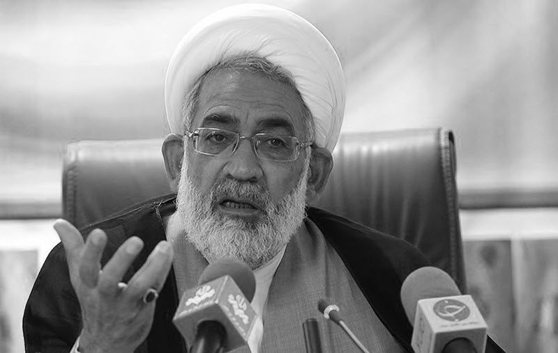The head of the Committee for Determining Criminal Web Content - Mohammad Jafar Montazeri