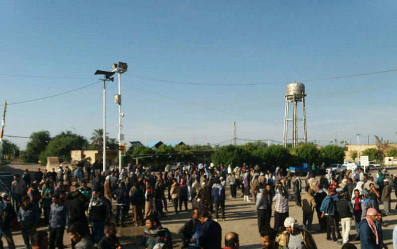 Iran: Workers at Sugar Cane Mill Continue to Protest Unpaid Wages