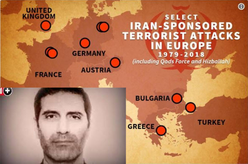 Iranian Threat Rises in Europe