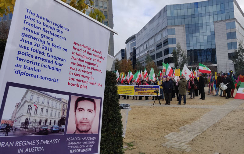 EU Should Include Iran Regime's Intelligence Ministry on Terrorist List