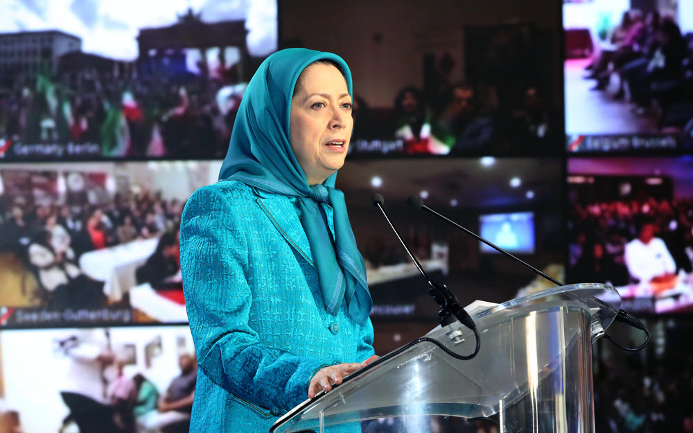Maryam Rajavi on the Third Option for Dealing With Iran Regime