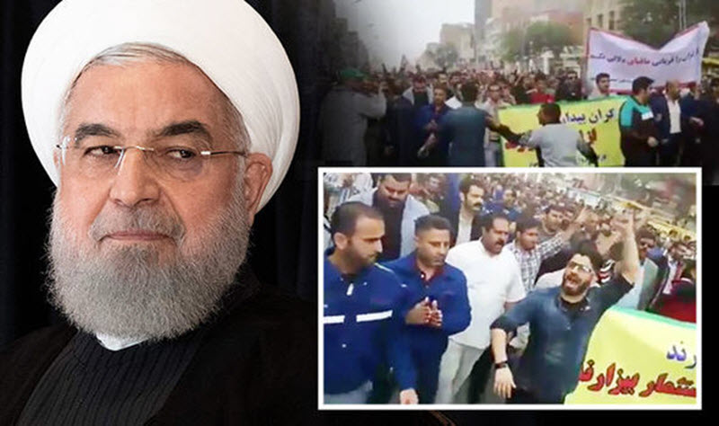 "Iranians Are Calling for ""Death to Rouhani"""