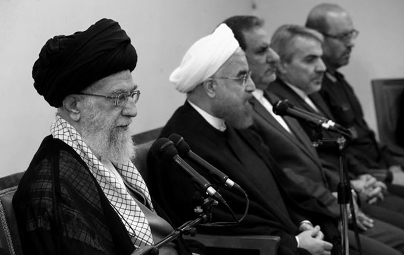 Iranian Regime in Trouble as Top Officials Point to Chaos in the Ranks