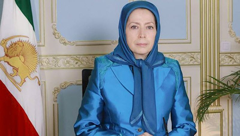 Maryam Rajavi commends Iran's protesting bazaar merchants