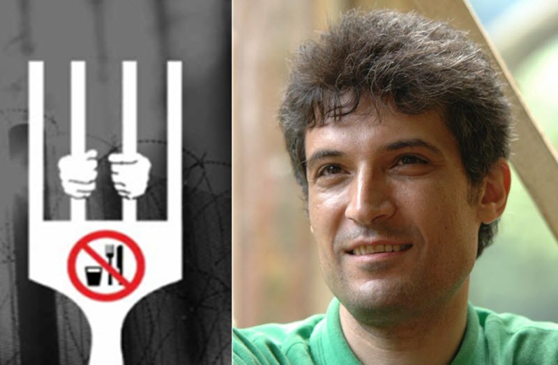 Farhad Meysami-Iran Authorities Try to Force Prisoner Into Ending Hunger Strike