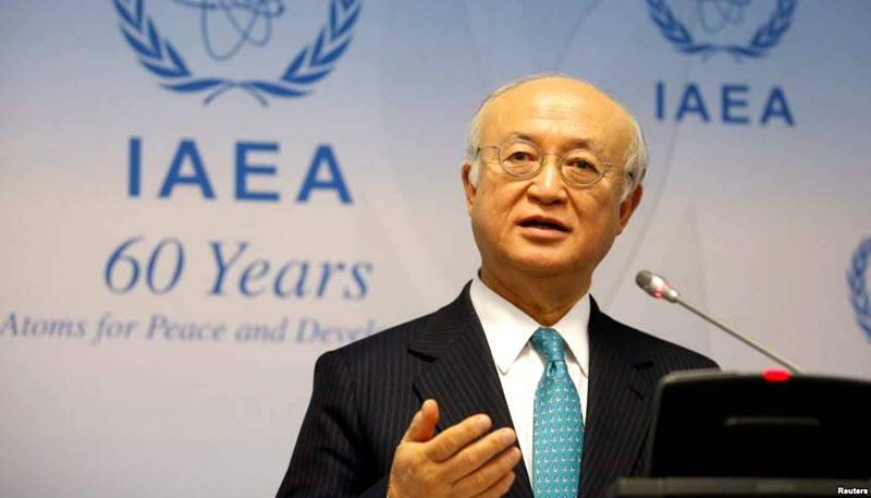 IAEA Should Discuss Military Dimensions of Iran Regime's Nuke Programme