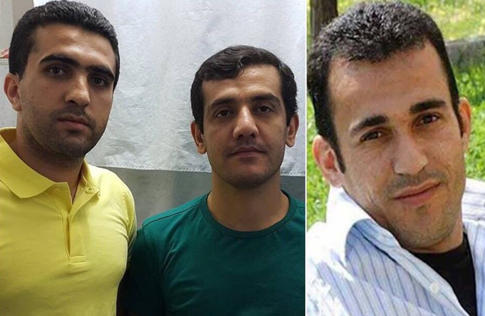 Iran: International Call to Stop Execution of Three Young Kurdish Political Prisoners