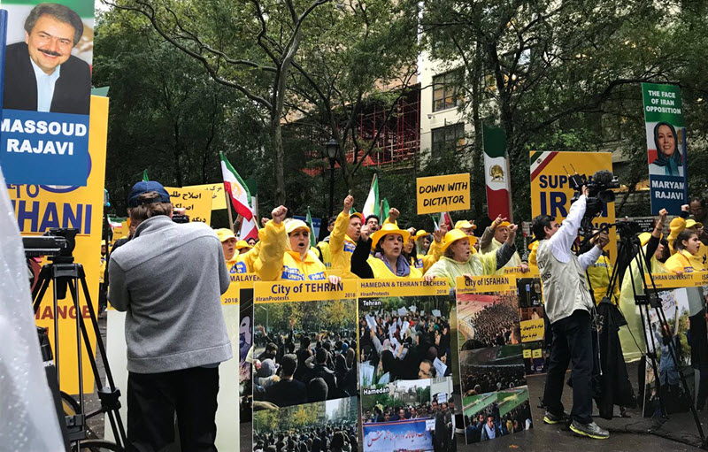 Iranian Resistance asks Europe to put pressure on Iran Regime
