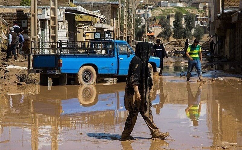 United States Criticises Iran Regime's Management of Flood Crisis
