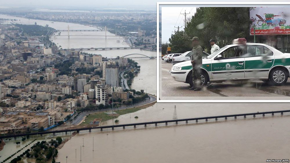 Iran Floods: Regime Arrests Relief Workers and Protesters
