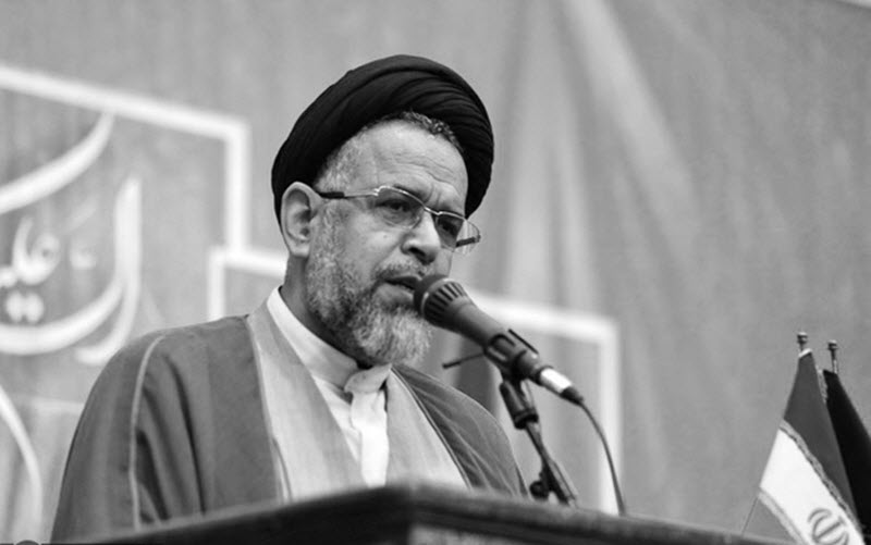 Iran: Futile Efforts of the Mullahs' Minister of Intelligence to Boost the Morale of the Regime Forces After the IRGC Terrorist Designation